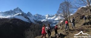 trekking monviso
