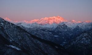 rubrica fotografia Monviso Piemonte